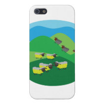 The Sheeps Case For iPhone SE/5/5s