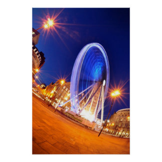 The Sheffield Wheel Poster