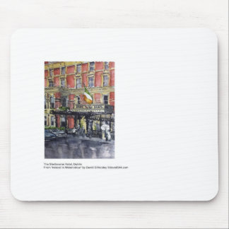 The Shelbourne Hotel, Dublin Mouse Pad