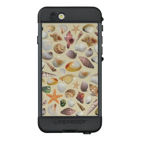 The Shell Collector iPhone 6/6S NUUD