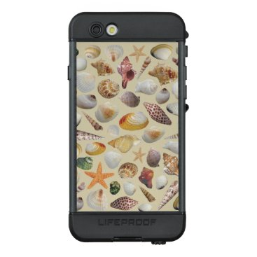 Beach Themed The Shell Collector iPhone 6/6S NUUD LifeProof® NÜÜD® iPhone 6s Case