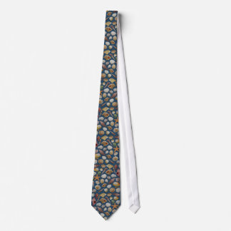 The Shell Collector NavyTie Neck Tie