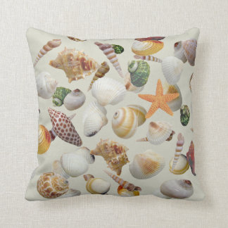 The Shell Collector Pillow