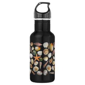 The Shell Collector Water Bottle