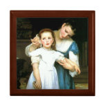 """""""The Shell"""" William-Adolphe Bouguereau Gift Box"""