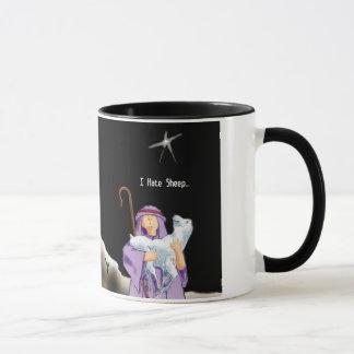 The Shepherd Boy Mug