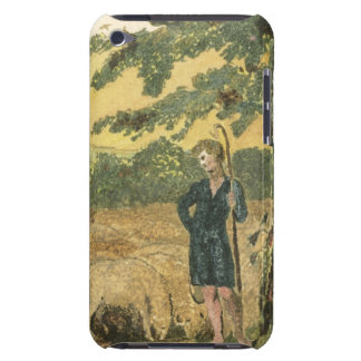 The Shepherd, from 'Songs of Innocence', 1789 (col Barely There iPod Covers