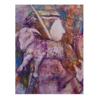 """The Shepherd"" Postcard"