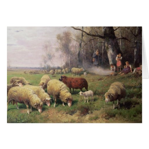 The Shepherd's Family Greeting Cards