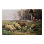 The Shepherd's Family Poster