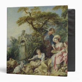 The Shepherd's Gift or, The Nest Binder