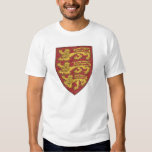 The shield of England with diapering Shirt