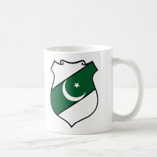 The Shield of Pakistan Coffee Mug