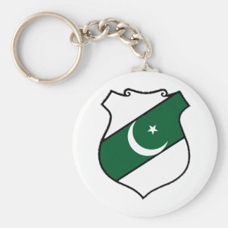 The Shield of Pakistan Key Chains