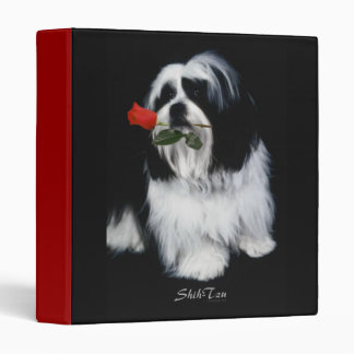 The Shih Tzu Dog Binders