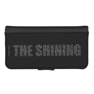 The Shining iPhone SE/5/5s Wallet
