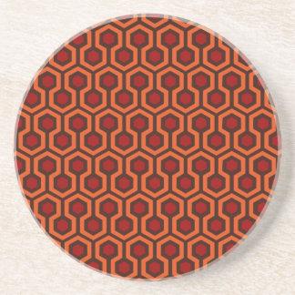 The Shining Reto Design Coaster