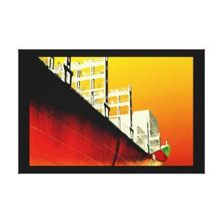 The Ship-2013. Canvas Print