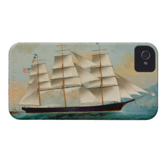 The Ship Fleetwing, Hong Kong Bay Case-Mate iPhone 4 Case