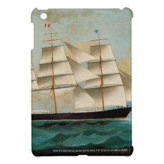 The Ship Fleetwing, Hong Kong Bay Cover For The iPad Mini