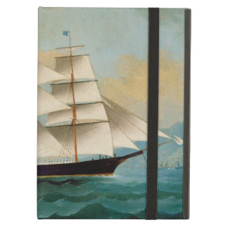 The Ship Fleetwing, Hong Kong Bay iPad Air Case