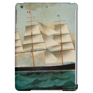 The Ship Fleetwing, Hong Kong Bay iPad Air Covers