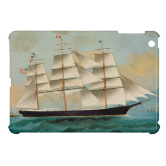 The Ship Fleetwing, Hong Kong Bay iPad Mini Cases