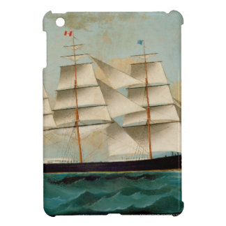 The Ship Fleetwing, Hong Kong Bay iPad Mini Cover