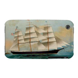 The Ship Fleetwing, Hong Kong Bay iPhone 3 Case