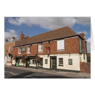 The Ship Inn, Ospringe, Faversham, Kent Card