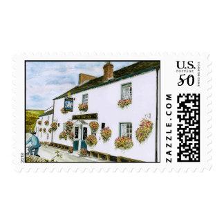 'The Ship Inn (Pentewan)' Postage