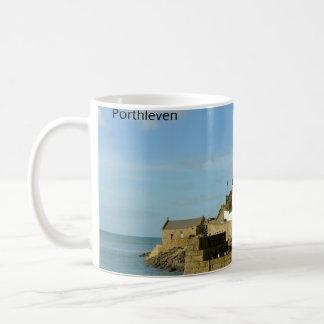 The Ship Inn Porthleven Cornwall England Classic White Coffee Mug