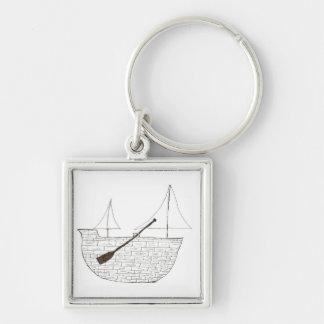 The Ship Keychain