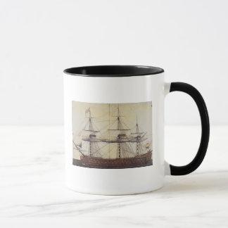 The Ship 'La Ville de Paris' Mug