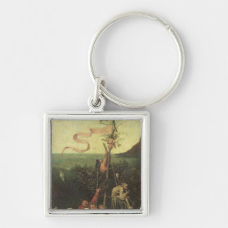 The Ship of Fools, c.1500 Keychain