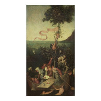 The Ship of Fools, c.1500 Poster