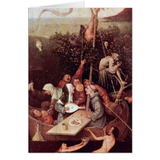 The Ship of Fools Card