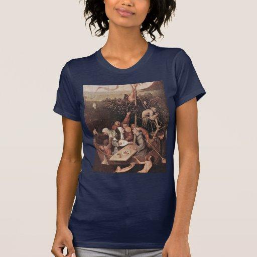 The Ship Of Fools [Detail]. By Jheronimus Bosch T Shirt