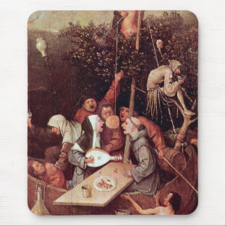 The Ship of Fools Mouse Pad