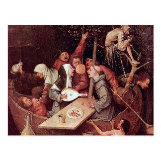 The Ship of Fools Postcard