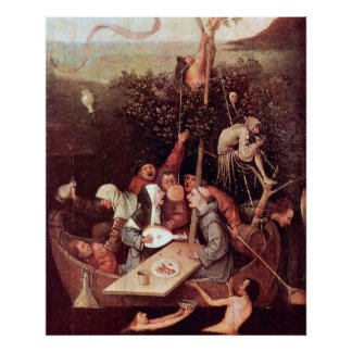 The Ship of Fools Poster