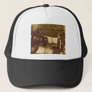 The ship repair yard trucker hat