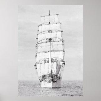 The Ship Viking 1902 Posters
