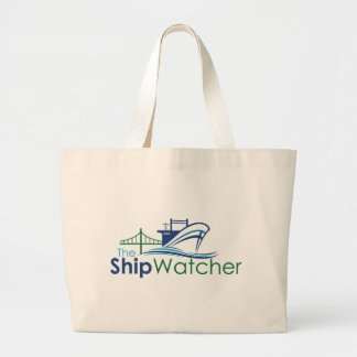 The Ship Watcher Beach Bag