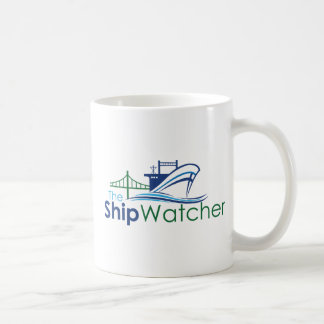 The Ship Watcher Double-sided Mug
