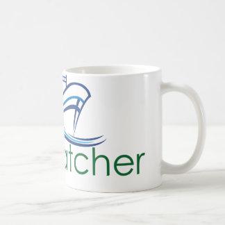 The Ship Watcher Mug - Large Logo