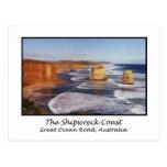 The Shipwreck Coast, Great Ocean Road, Australia Post Cards