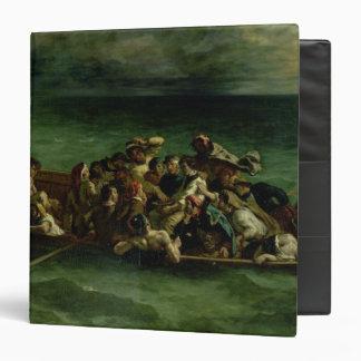 The Shipwreck of Don Juan, 1840 Binder