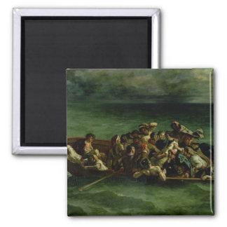 The Shipwreck of Don Juan, 1840 Magnet