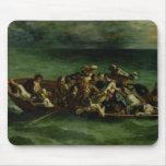 The Shipwreck of Don Juan, 1840 Mouse Pad